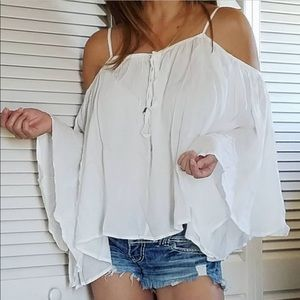 Tops - Boho butterfly top